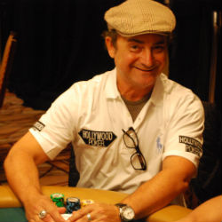 Kevin Pollak danced a jig when he survived Day 2 action at the World Series of Poker Main Event.