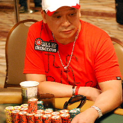 Kings let Johnny Chan down for the first time in the tournament Thursday