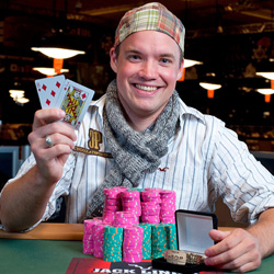 Kwaysser is the second Hungarian to win a WSOP title this year.