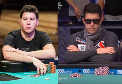 Left, Level 24 Josh Beckley. Right, Level 25 Josh Beckley.