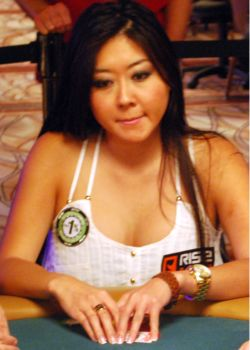 Maria Ho burst on the poker scene after her deep run in the 2007 Main Event.