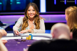 Maria Ho has amassed lifetime tournament earnings of over $2 million.