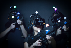 MGM promises the pinnacle of VR tech.