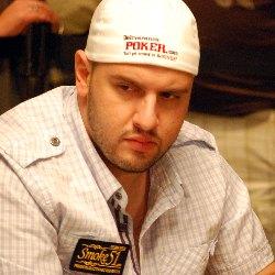"Michael ""the Grinder"" Mizrachi won the $50,000 Poker Player"