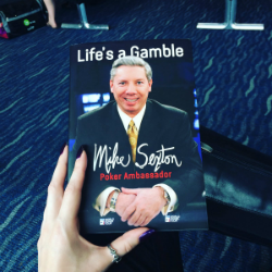 Mike Sexton: your buddy during a layover.