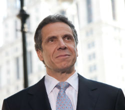 New York Governor Andrew Cuomo proclaimed he was ready for this action during his State of the State address on 15 January.