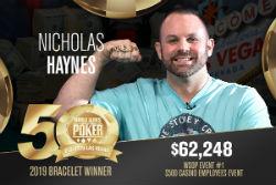 Nicholas Haynes