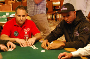 No one wants their horse to end up sitting to the right of Phil Ivey.