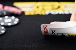 One of the best ways to improve your poker game is to simply play more hands.