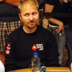 Online poker was a big topic of discussion at Daniel Negreanu