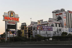 OYO Hotel and Casino provides 657 rooms across 19 floors and a 35,000 square-foot casino.