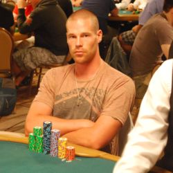 Patrik Antonius survived Day 2B but his wife did not.
