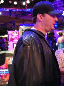 Phil Hellmuth could only stare into the distance and wonder what might have been.