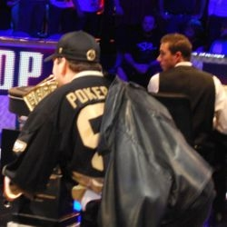 Phil Hellmuth was so close to winning the Chip Reese Memorial Trophy that he could almost taste it.
