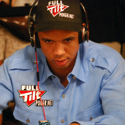 Phil Ivey always draws a crowd.