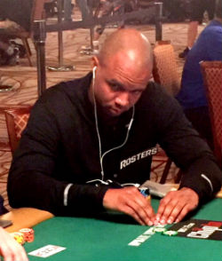 Phil Ivey at 2016 WSOP
