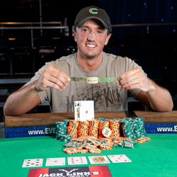 Phillips became the sixth youngest player to win a WSOP title