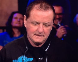 Pierre Neuville, shown here reacting to his WSOP Main Event exit, admitted he did not play his best poker at the final table this week.