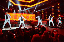 "Pop juggernauts the Backstreet Boys have announced the final shows of their record-breaking Las Vegas residency, ""Backstreet Boys: Larger Than Life"" at Zappos Theater."