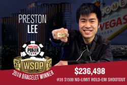Preston Lee
