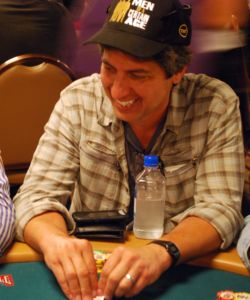 Ray Romano was funny. But he busted out of the tournament early.