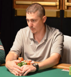 Raymond Henson would eclipse his largest WSOP cash with a win in the Colossus.
