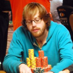 Ryan Lenaghan is the WSOP Main Event chip leader entering play on Monday with 12.865 million in chips. But he better watch out. Ben Lamb is nipping at his heels.