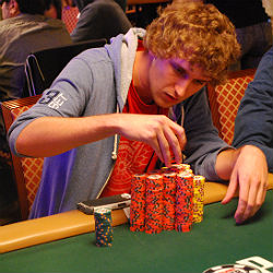 Ryan Riess is seventh in chips with 5.57 million.