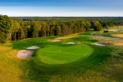 Sage Run will act as a counterpoint to the Sweetgrass course.
