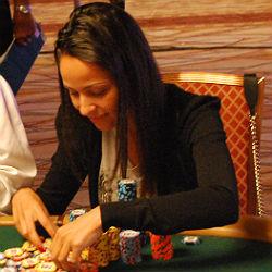 Sarah Herzali confounded her opponents Thursday.