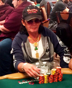 Scotty Nguyen was the last former champ alive at the WSOP Main Event.