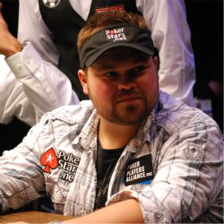 Senti finished seventh despite starting the day with the shortest chip stack.