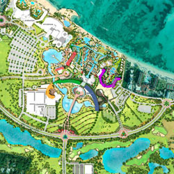 The Baha Mar project is expected to be completed in 2014.