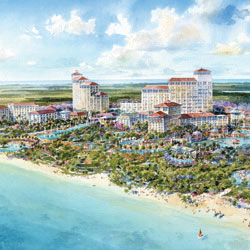 The Baha Mar project is largest single-phase resort development in the history of the Caribbean.
