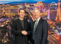 The Boring Company was selected by the LVCVA Board of Directors to complete the project in time for CES in 2021.