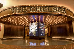 The Cosmopolitan Las Vegas will host the Hoops and Hops party at The Chelsea ballroom next week, complete with table games, nine giant TVs and a basketball court.
