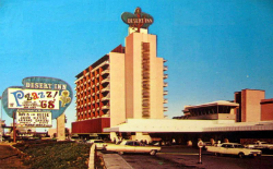 The Desert Inn, circa 1968.