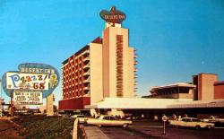 The Desert Inn, circa 1968.