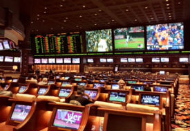 The fact that there is sportsbetting in Las Vegas, shown here at Wynn Las Vegas, should no longer be used as an argument not to bring a professional sports franchise to the city.