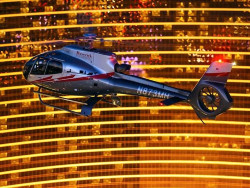 The five-hour Maverick Helicopter excursion begins at Aria Resort and Casino