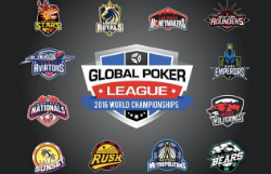 The GPL team logos provide an identity for each team in the league.