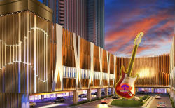 The Hard Rock Casino opens in Atlantic City on 28 June.