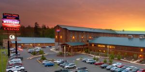 The Little Creek Casino Resort in Washington will open a new championship golf course in 2011.