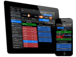 The mobile sportsbook app from CG Technology has been a huge hit with customers, accounting for a large majority of its race and sports handle.