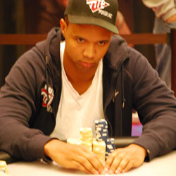 The new high-stakes poker room at Aria is named after Phil Ivey.