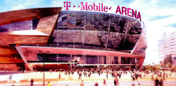 The new T-Mobile Arena opens on the Las Vegas Strip in April and would provide the perfect venue for a professional sports team.
