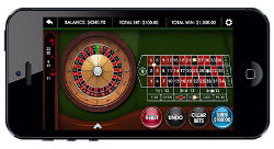 The Pala Casino app will include popular slots, as well as table games like roulette.