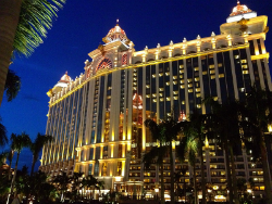 The palatial Galaxy Macau