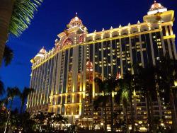 The palatial Galaxy Macau
