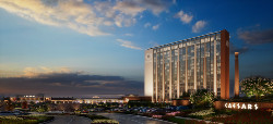 The property will feature 500 hotel rooms and a World Series of Poker Room.